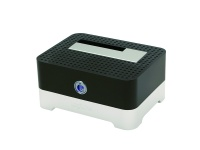Quickport, USB 3.0 zu SATA 2, 5/3, 5' HDD, schwarz, LogiLink®, [QP0016B]