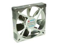Titan® Aluminium Frame Fan, 120x120x25mm [TFD-A12025L12Z(RB)]