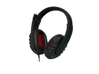 Stereo High Quality Headset mit integrierter Steuerung, LogiLink® [HS0033]