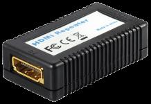 HDMI Repeater (Signalverstärker) bis zu 35m Kabellänge