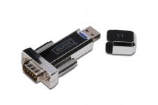 USB 1.1 zu seriell Konverter, DSUB 9M, Digitus® [DA-70155-1]