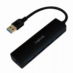 USB 3.0 HUB, 4-Port, LogiLink® [UA0295]