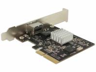 PCI Express Karte an 1x 10 Gigabit LAN NBASE-T RJ45, Delock® [89654]