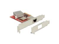 PCIe x4 10 Gigabit LAN RJ45 NBase-T, Delock® [89456]