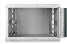 19' Wandgehäuse Dynamic Basic Serie, 9HE 505x600x450mm, grau, Digitus® [DN-19 09-U-EC]