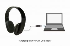 Bluetooth Stereo Headset, LogiLink® [BT0030]