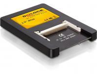 Laufwerk 2, 5' IDE an 2x Compact Flash Karte, Delock® [91662]