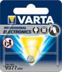 Varta® Knopfzelle (V377) Silberoxid-Zink, SR66, 1, 55V, 27mAh