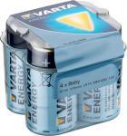 Varta® Batterie, (4114) High Energy (Alkaline), LR14 (C), Baby, 1, 5V, 4er Box