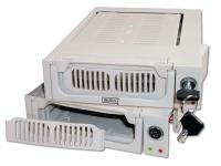 Digitus® Serial ATA Festplattenwechselrahmen, grau [DA-50214-A]