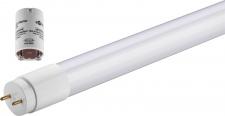 LED Röhre, 10W, 230V, 950 lm, 3000 K, (warmweiß), nicht dimmbar, A+, 220____deg; Abstrahlwinkel