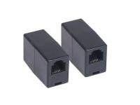 Modular Kupplung 6p6c Buchse an Buchse, 6-adrig, Good Connections®