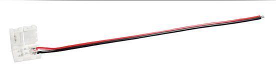 Clip Adapter für 10mm einfarbige LED-Leisten, 0, 15m