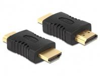 Adapter HDMI 19 Pin Stecker A an Stecker, Delock® [65508]
