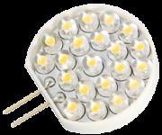 Power SMD LED, 1, 4W, 12V, 70 lm, 3000K, (warmweiß), nicht dimmbar, A+, 120____deg; Abstrahlwinkel