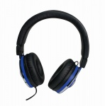 On-Ear Stereo Headset mit extra weichen Polstern, LogiLink® [HS0040]