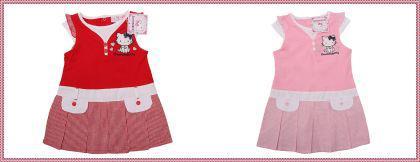 Charmmy Kitty Kleid in 2 Farben aus England
