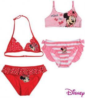 Disney Minnie Bikini in 2 Farben Kollektion 2013