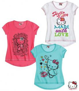 Hello Kitty T-Shirt Kollektion2013 in Top Farben.