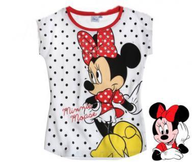 Disney Minnie T-Shirt in 3 ver.Farben - Vorschau 3