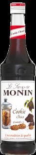 18, 56€/l Monin Cookie Choco Sirup 0, 7 Liter