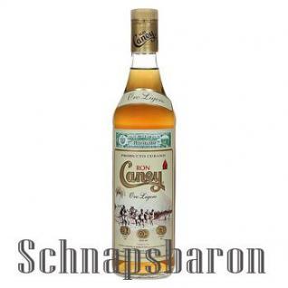 Ron Caney Oro Ligero 5 Jahre 0, 7 l kubanischer Rum