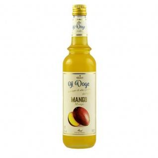 17, 13€/l Il Doge Sirup Mango 0, 7 Liter für Cocktail oder Kaffee