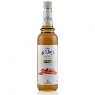 18, 56€/ Il Doge Sirup Zimt 0, 7 Liter für Cocktail oder Kaffee