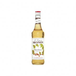 17, 13€/l Monin Haselnuss Sirup 0, 7 Liter