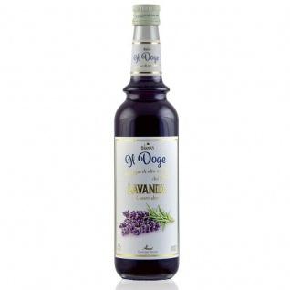 18, 56€/ Il Doge Sirup Lavendel 0, 7 Liter für Cocktail oder Kaffee