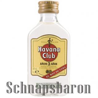 Havana Club Ron Anejo 3 Anos PET 40% 0, 05 l
