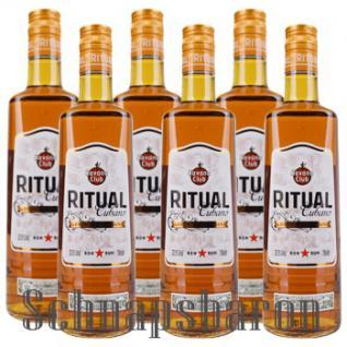 Havana Club Ritual Cubano la Esencia de la Habana 37, 5% 6 x 0, 7