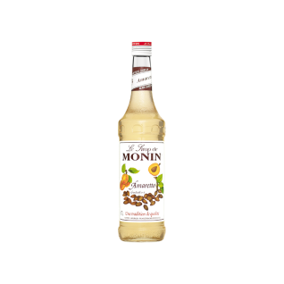 18, 56€/l Monin Amaretto Sirup 0, 7 Liter