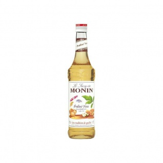 18, 56€/l Monin Praline Nuss Sirup 0, 7 Liter