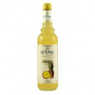 17, 13€/l Il Doge Sirup Ananas 0, 7 Liter für Coctail und Kaffee