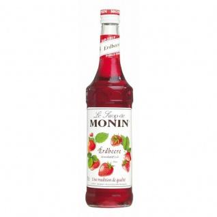 17, 13€/l Monin Erdbeere Sirup 0, 7 Liter
