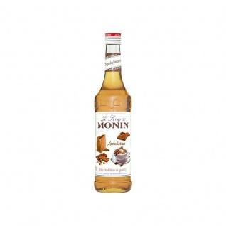 18, 56€/l Monin Spekulatius Sirup 0, 7 Liter
