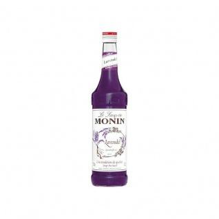 18, 56€/l Monin Lavendel Sirup 0, 7 Liter