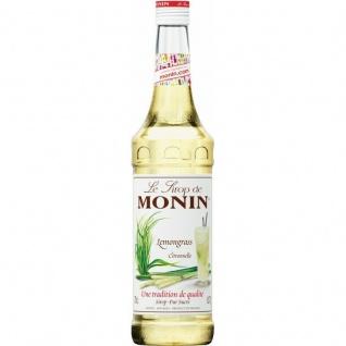 19, 99€/l Monin Lemongrass Sirup 0, 7 Liter