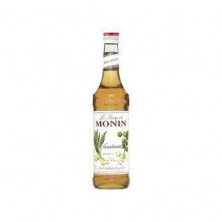 18, 56€/l Monin Macadamia Nuss Sirup 0, 7 Liter