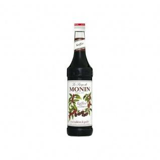 18, 56€/l Monin Kaffee Sirup 0, 7 Liter