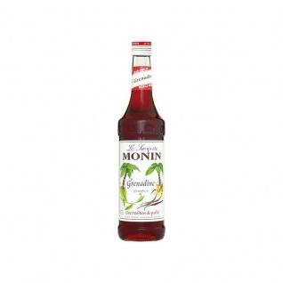17, 13€/l Monin Grenadine Sirup 0, 7 Liter