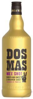 DOS MAS Tequila verfeinert mit Zimtlikör 3, 0 Liter