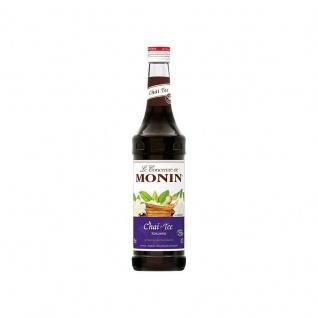 17, 13€/l Monin Chai Tee-Konzentrat Sirup 0, 7 Liter