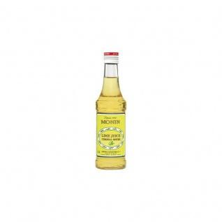 43, 96€/l Monin Lime Juice Cordial ? Bar Mixer Sirup 0, 25 Liter