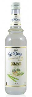 18, 56€/ Il Doge Sirup Gomme 0, 7 Liter Cocktailsirup Barsirup Gummi Arabicum
