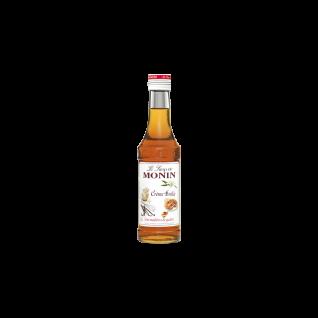 43, 96€/l Monin Crème Brûlée Sirup 0, 25 Liter