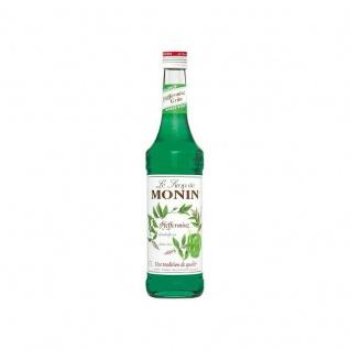 17, 13€/l Monin Pfefferminz (grün) Sirup 0, 7 Liter