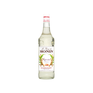 15, 99€/ Monin weisser Rohrzucker Sirup 1, 0 Liter