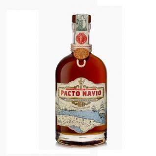 Havana Club Pacto Navio Single Distillery Cuban Rum 0, 7 Liter